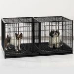 ProSelect Steel Modular Cage with Plastic Tray