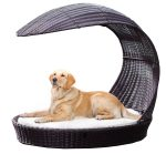 The Refined Canine Outdoor Dog Bed