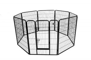 Paws and Pals Heavy Duty Dog Playpen