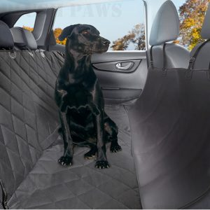 Plush Paws Pet Seat Cover for Cars, Trucks and SUVs