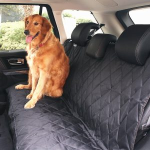 BarksBar Pet Car Seat Cover
