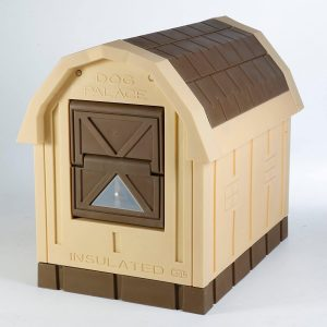 dog palace nsulated dog house