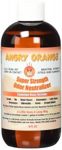 Angry Orange Pet Odor Eliminator