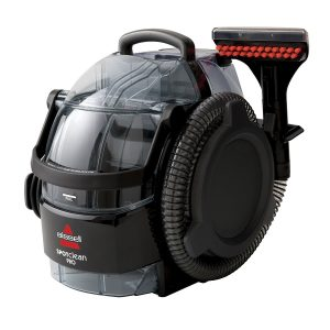 Full-sized carpet cleaning machine by Bissell