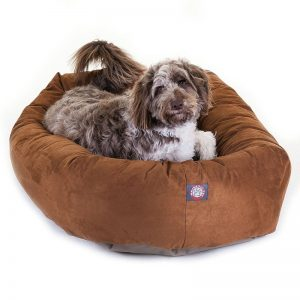 Dog Bed By Majestic Pet Products Brown