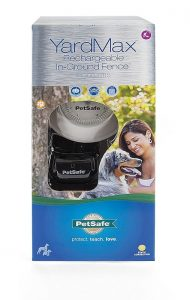 PetSafe YardMax Rechargeable In Ground Electric Dog Fence