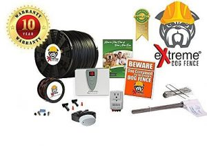 eXtreme In-Ground Electric Dog Fence Easy Installation D.I.Y. Kit
