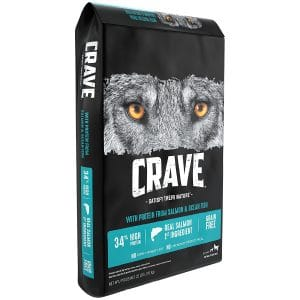 CRAVE Grain Free High Protein Dry Dog