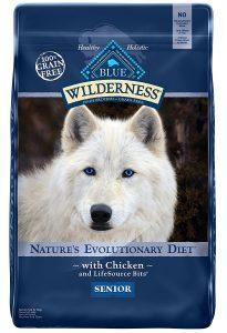 BLUE Wilderness High Protein