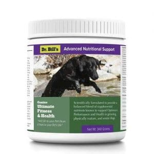Dr. Bill's Canine Ultimate Fitness & Health Pet Supplement
