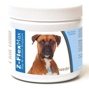 Healthy Breeds Z-Flex Max Hip & Joint Support Soft Chews