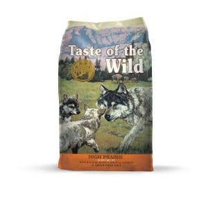 Taste of the Wild Grain Free High Protein Natural Dry Dog Food for Boxers