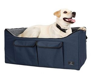 A4Pet Lookout Dog Booster Car Seat Pet Bed at Home