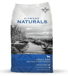 Diamond Naturals Dry Food