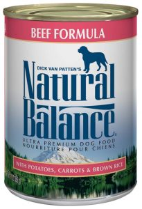 Natural Balance Ultra Premium Wet Dog Food large