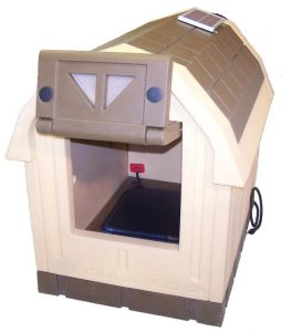 ASL Solutions Deluxe Dog Palace Large Doghouse