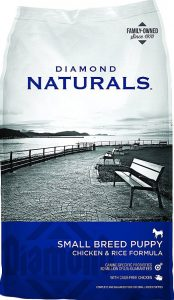 Diamond Naturals puppy food