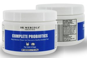 Dr. Mercola Complete Probiotics for Pets