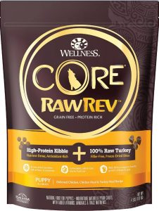 Wellness CORE RawRev puppy food