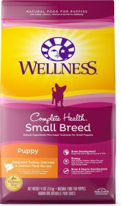 Wellness small breed puppy food