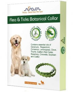 Arava Flea & Tick Prevention Collar for Dogs & Puppies