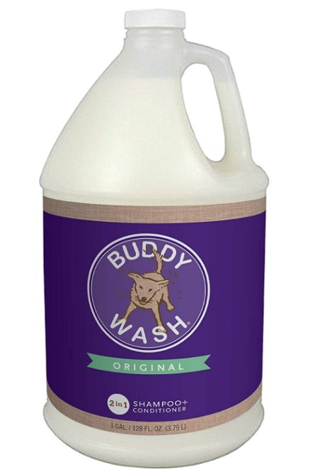 Buddy Wash Original Dog Shampoo & Conditioner