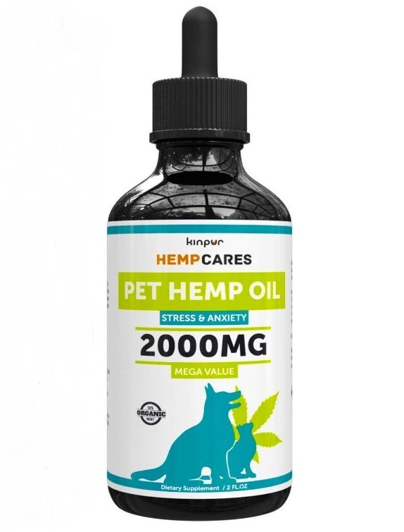 Kinpur - Hemp Oil for Dogs & Cats