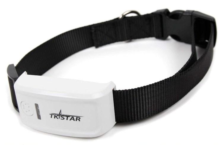 TKSTAR Mini GPS Collar For Pets