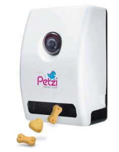 Petzi Wi-Fi Camera & Treat Dispenser