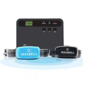 MASBRILL Electric Dog Fence, Underground