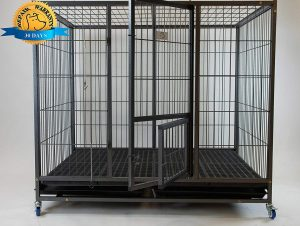 Stackable Open Top Heavy Duty Cage