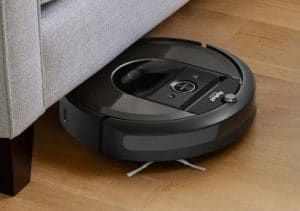 iRobot Roomba I7+ Wi-Fi Connected Robot Vacuum