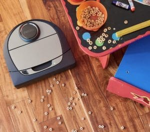 Neato Robotics D7 Connected Laser Guided Robot Vacuum