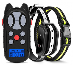 Flittor Shock Collar for Dogs