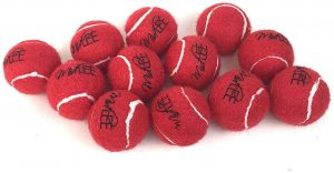 "Midlee Mini Dog Tennis Balls 1.5"" 12-Pack"