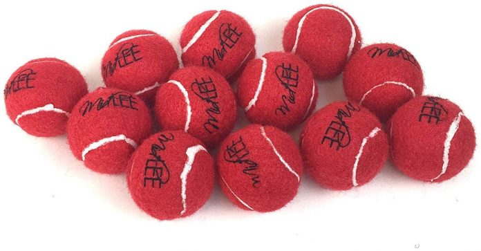 Midlee Mini Dog Balls