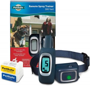 PetSafe Remote Spray Trainer, Training Collar & Remote