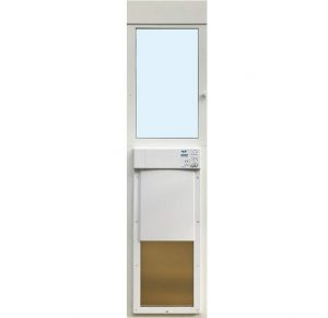 Power Pet Fully Automatic Sliding e-Glass Pet Door