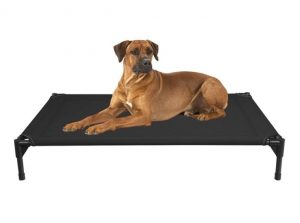 Veeho Elevated Dog Bed