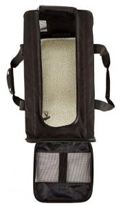 Image of AmazonBasics Soft-Sided Pet Travel Carrier