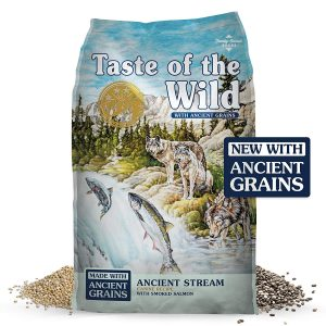Taste of the Wild Pacific Stream Grain-Free Dog Food