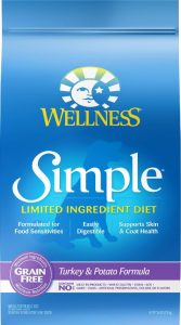 Wellness Simple Limited Ingredient Diet Turkey and Potato