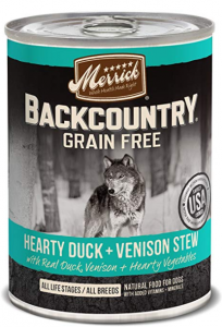 Merrick Backcountry Grain Free Wet Dog Food
