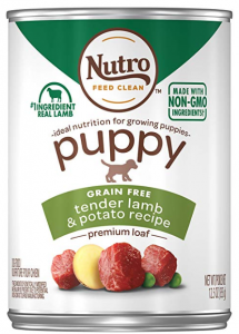 NUTRO Puppy High Protein Natural Wet Dog Food