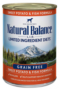 Natural Balance L.I.D. Wet Dog Food