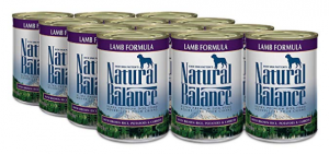 Dick Van Patten's Natural Balance Wet Dog Food