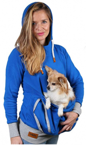 Pet Pouch Hoodie Small Pet Carrier