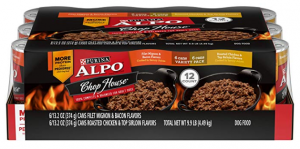 Purina ALPO Chop House Wet Dog Food