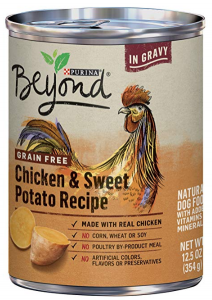 Purina Beyond Grain Free Natural