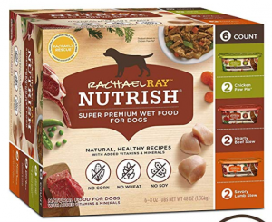 Rachael Ray Nutrish Premium Natural Wet Food